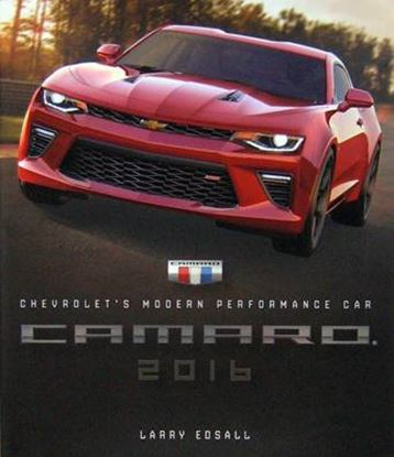 Picture of CAMARO 2016: CHEVROLET'S MODERN PERFORMANCE CAR