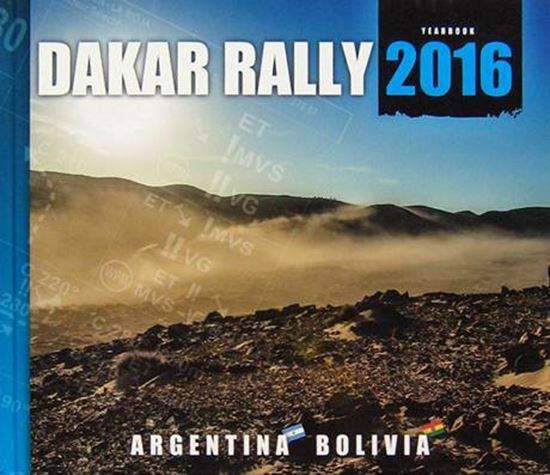 Picture of DAKAR RALLY YEARBOOK 2016 ARGENTINA BOLIVIA