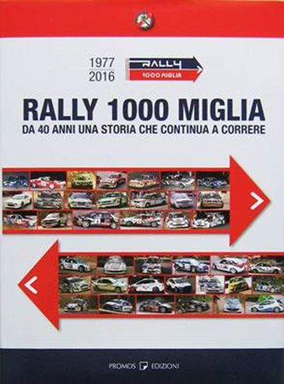 Picture of RALLY MILLE MIGLIA 1977–2016