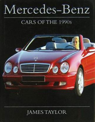 Immagine di MERCEDES BENZ CARS OF THE 1990s