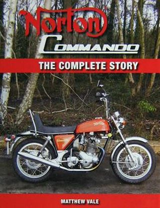 Immagine di NORTON COMMANDO THE COMPLETE STORY