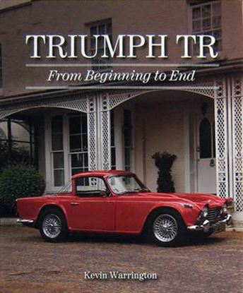 Picture of TRIUMPH TR FROM BEGINNING TO END