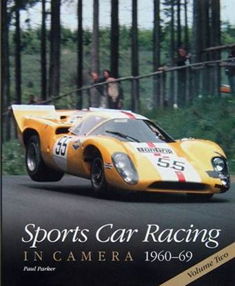 Immagine di SPORTS CAR RACING IN CAMERA 1960-69 Volume 2