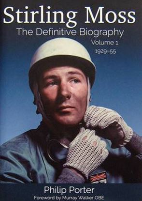 Picture of STIRLING MOSS: THE DEFINITIVE BIOGRAPHY Volume 1 1929-55