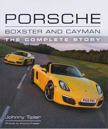 Immagine di PORSCHE BOXSTER AND CAYMAN THE COMPLETE STORY