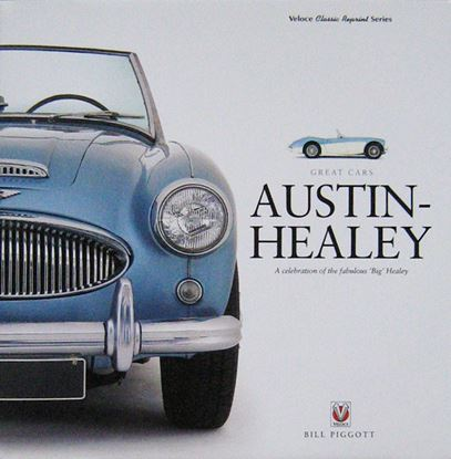 Immagine di AUSTIN-HEALEY A CELEBRATION OF THE FABULOUS 'BIG' HEALEY