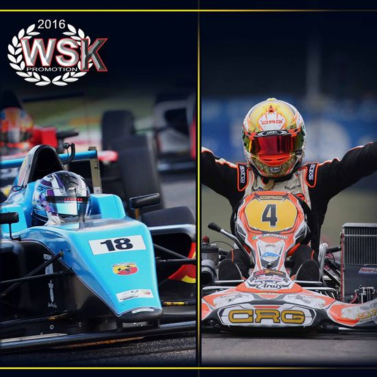 Picture of KARTING 2016 WSK GLOBAL RACING SYSTEM