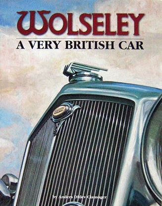 Immagine di WOLSELEY A VERY BRITISH CAR