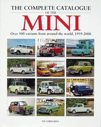 Immagine di THE COMPLETE CATALOGUE OF THE MINI