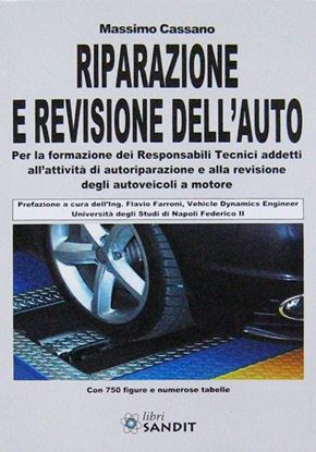 Picture of RIPARAZIONE E REVISIONE DELL'AUTO