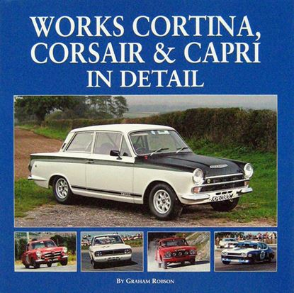 Picture of WORKS CORTINA, CORSAIR & CAPRI IN DETAIL