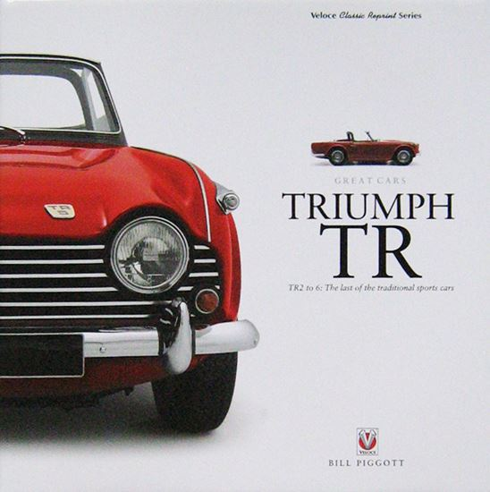 Picture of TRIUMPH TR TR2 TO 6 THE LAST OF THE TRADITIONAL SPORTS CARS