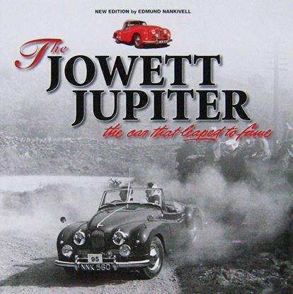Immagine di THE JOWETT JUPITER THE CAR THAT LEAPED TO FAME