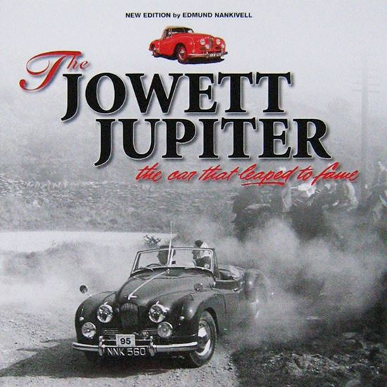 Picture of THE JOWETT JUPITER THE CAR THAT LEAPED TO FAME