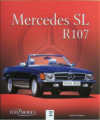 Picture of MERCEDES SL R 107