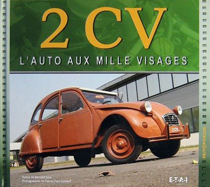 Picture of 2CV L'AUTO AUX MILLE VISAGES