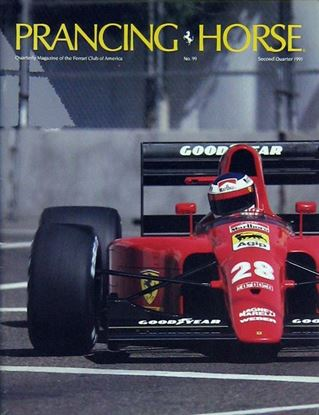 Picture of PRANCING HORSE N.99 (2nd Quarter 1991)