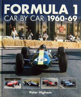 Immagine di FORMULA 1 CAR BY CAR 1960-69