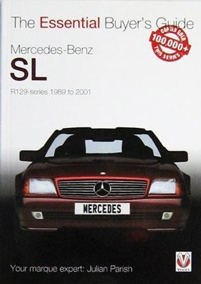 Picture of MERCEDES BENZ SL R129 SERIES 1989 TO 2001. THE ESSENTIAL BUYER'S GUIDE