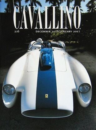 Immagine di CAVALLINO THE JOURNAL OF FERRARI HISTORY N° 216 DECEMBER/JANUARY 2017