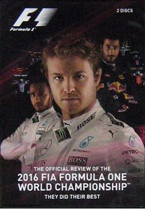 Picture of 2016 FIA FORMULA 1 WORLD CHAMPIONSHIP (DVD)