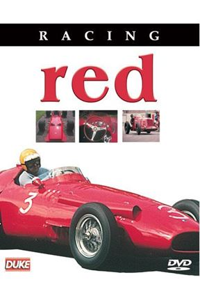 Picture of RACING RED (Dvd)