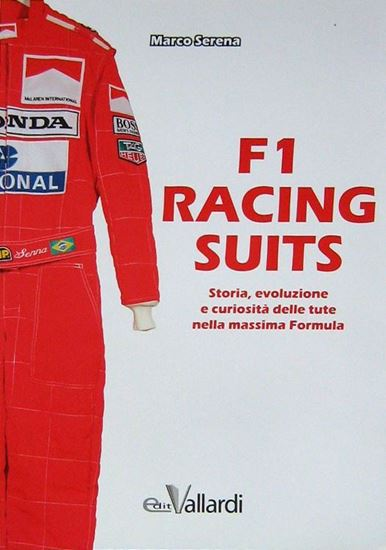 Picture of F1 RACING SUITS