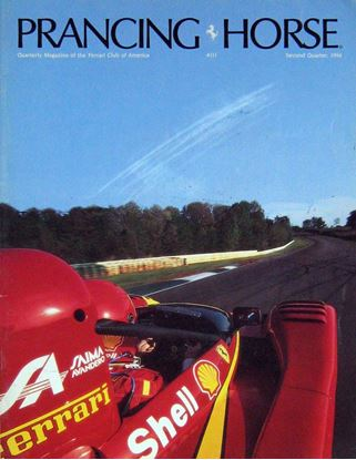 Picture of PRANCING HORSE N.111 (2nd Quarter 1994)
