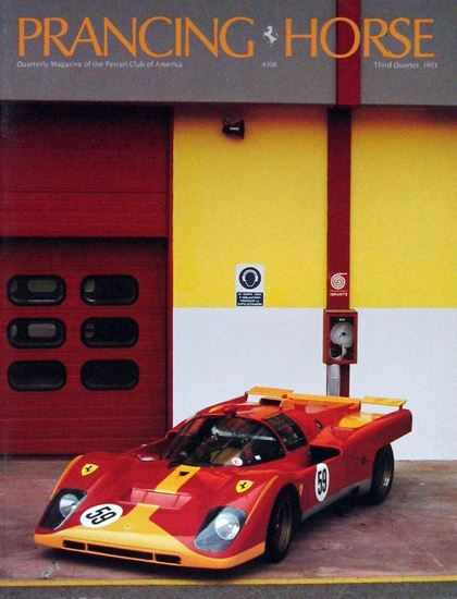 Picture of PRANCING HORSE N.108 (3rd Quarter 1993)