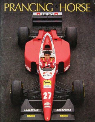 Picture of PRANCING HORSE N.107 (2nd Quarter 1993)