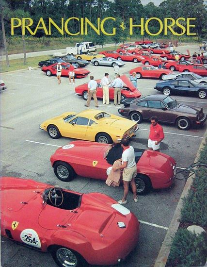 Picture of PRANCING HORSE N.88 (3rd Quarter 1988)