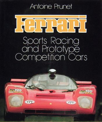 Immagine di FERRARI SPORTS RACING AND PROTOTYPE COMPETITION CARS