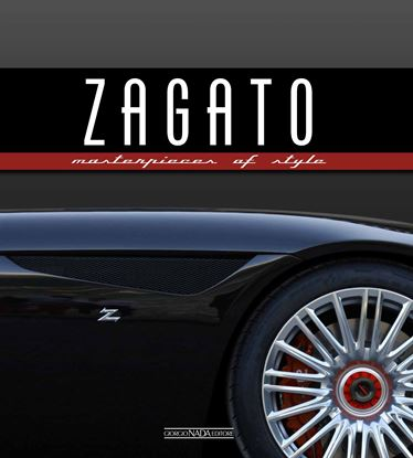Picture of ZAGATO Masterpieces of Style
