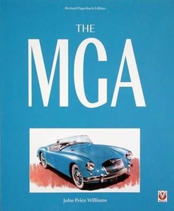 Picture of THE MGA. Edition 2016