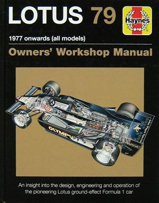 Immagine di LOTUS 79 1977 ONWARDS (ALL MODELS)