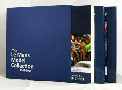 Picture of THE LE MANS MODEL COLLECTION 1949-2009 (COFANETTO CON 3 VOLUMI)