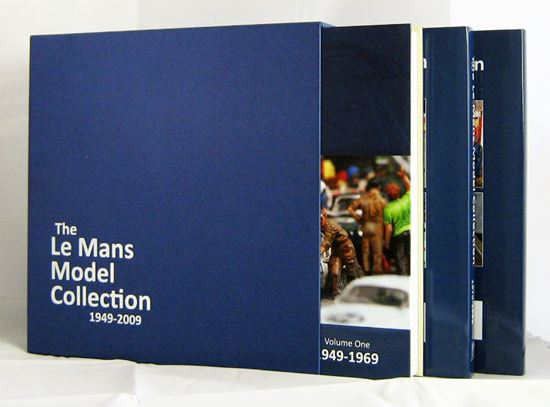 Immagine di THE LE MANS MODEL COLLECTION 1949-2009 (COFANETTO CON 3 VOLUMI)
