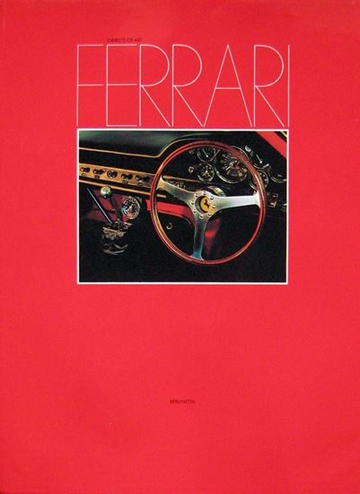Immagine di FERRARI BERLINETTA OBJECTS OF ART