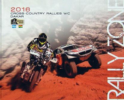 Immagine di RALLY ZONE 2016 CROSS COUNTRY RALLIES WC DAKAR