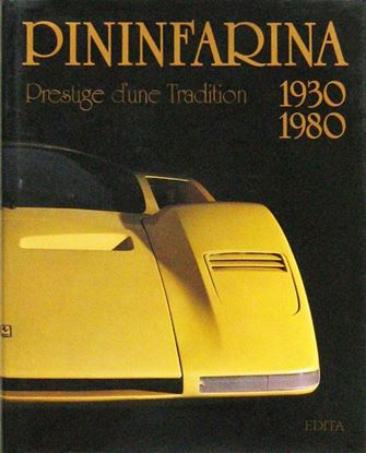Picture of PININFARINA PRESTIGE D'UNE TRADITION 1930-1980