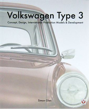 Immagine di VOLKSWAGEN TYPE 3 CONCEPT DESIGN INTERNATIONAL PRODUCTION MODELS & DEVELOPMENT