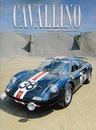 Picture of CAVALLINO THE JOURNAL OF FERRARI HISTORY N° 217 FEBRUARY/MARCH 2017