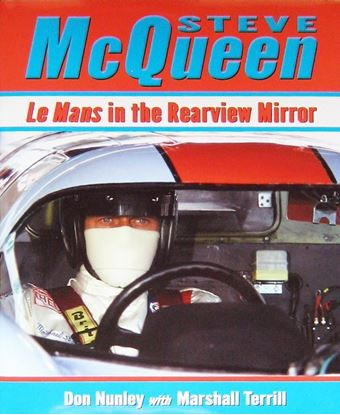 Picture of STEVE MCQUEEN LE MANS IN THE REARVIEW MIRROR