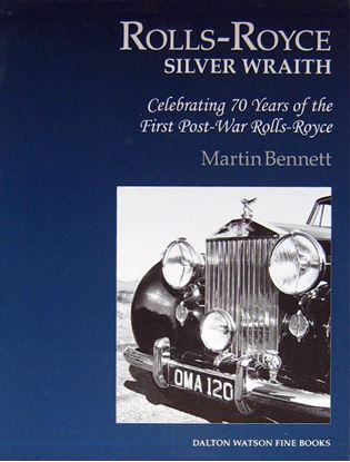 Immagine di ROLLS ROYCE SILVER WRAITH CELEBRATING 70 YEARS OF THE FIRST POST WAR ROLLS ROYCE