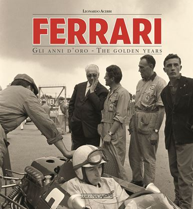 Picture of FERRARI GLI ANNI D'ORO / THE GOLDEN YEARS