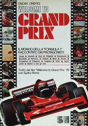 Immagine di WELCOME TO GRAND PRIX