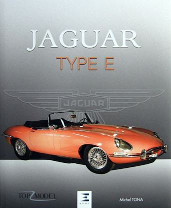 "Immagine di JAGUAR TYPE E. Serie ""TOP MODEL"""