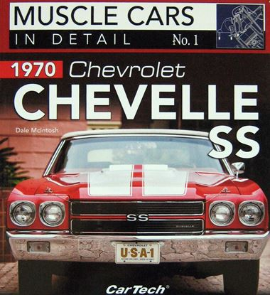 Picture of 1970 CHEVROLET CHEVELLE SS. MUSCLE CARS IN DETAIL N. 1