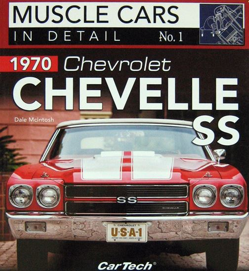 Immagine di 1970 CHEVROLET CHEVELLE SS. MUSCLE CARS IN DETAIL N. 1