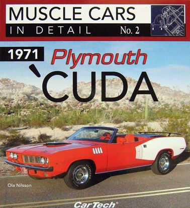 Immagine di 1971 PLYMOUTH 'CUDA: MUSCLE CARS IN DETAIL N. 2